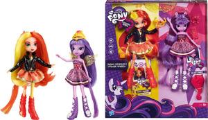 Hasbro Equestria Girls Twilight und Sunset im Doppelpack, ab 5 Jahren 50497124