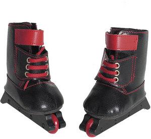 Heless Schuhe Chucks Gr. 38-45 cm 55500445