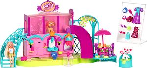 polly pocket Polly Pocket Perlenschmiede, Funkelnde Tierfreunde Schönheitssalon 860986707