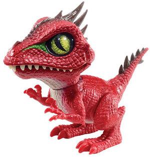 Mattel Snaptors Prehistoric Pets assortiert, ab 4 Jahren, 3 Knopfzellen AG13 inkl. 57003449