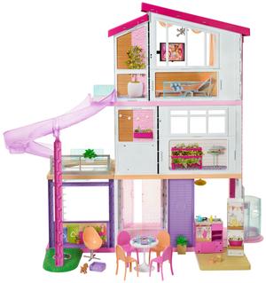 Barbie Traumvilla 101x116x39 cm, ca. 70 Teile, Batterien 4xAAA exkl. 3+ 57019073