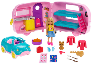 Barbie-Puppen und Co