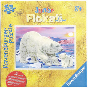 Ravensburger Puzzle Flokati Eisbären 60000036