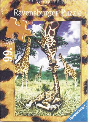 Puzzle Giraffe 99 T. Aktion 60000712