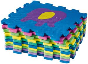Bodenpuzzle und Puzzlematten