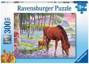 Ravensburger Puzzle Wilde Schönheit 300 Teile XXL, 49x36 cm, grosse Teile ab 9+ 60013242