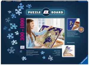 Ravensburger Puzzle-Board für 1000-teilig Puzzles, verstellbar, rutschfest 60017973
