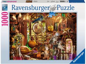 Ravensburger Puzzle Merlins Labor 1000 Teile, Softclick, 70x50 cm, ab 14 Jahren 60019834