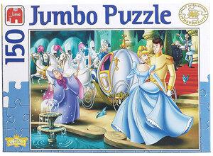 Jumbo Puzzle Classics Disney 150, verschiedene Motive, eines wird geliefert 60400779