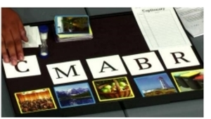 Mattel Wörterjagd, d ab 8 Jahren, 3-6 Spieler, mit 200 Bildkarten 60500058