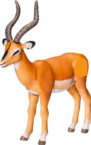 Ravensburger Ravensburger Tiptoi Antilope, Gr.M Spielfigur Afrika, 6.7x7.5x2.3 cm, exkl. Stift 3679A1