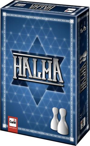 Carlit Halma, d/f/i ab 7 Jahren, 2-4 Spieler, Gesellschaftsspiel 60520138
