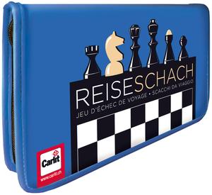 Carlit Reiseschach 34x26 cm, in praktischem Etui 60520146