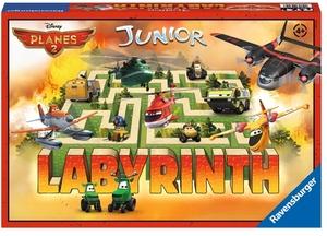 Ravensburger Ravensburger Junior Labyrinth Fire & Rescue, d/f/i, ab 4 Jahren, 2-4 Spieler 60522304