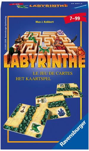 Ravensburger Labyrinthe jeu de cartes, f französische Version 60523207