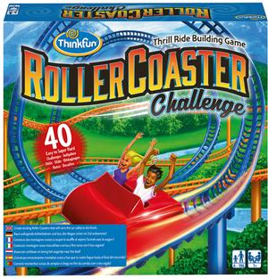 Ravensburger Roller Coaster Challenge d/f/i, ab 6 Jahren, 1 Spieler, Knobelspiel 60576343