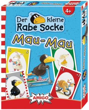 AMIGO Rabe Socke Mau-Mau (d) 1713A2