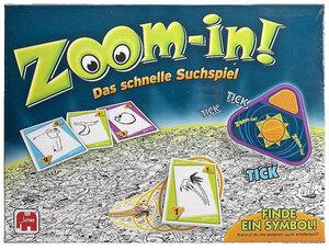 Jumbo Spiel Zoom-in, deutsch 60900229