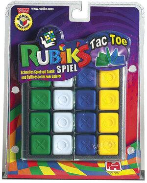 Jumbo Spiel Rubik's Tic Tac Toe ab 8 Jahren, 2 Spieler 3913886