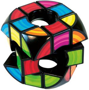 Jumbo Rubik's The Void ab 8 Jahren, 1 Spieler, neuer Zauberwürfel