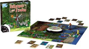 Yvio Spiel Pettersson Findus ohne Spielkonsole, 6+, 1-4 Spieler, 15-20 Minuten, 61080071