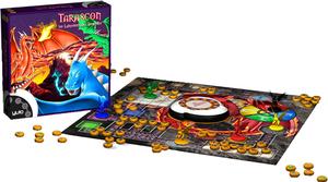 Yvio Spiel Tarascon D, ohne Spielkonsole, Abenteuerspiel 1-4 Spieler, 12+, 45-60 Min. 61080073
