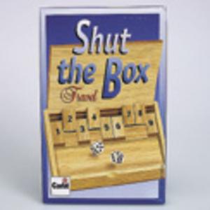 Spiel Shut the Box D/F/I 61082110