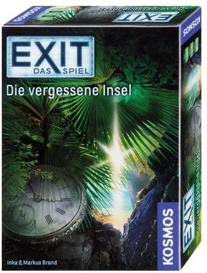 KOSMOS EXIT - Das Spiel: Die vergessene Insel 692858