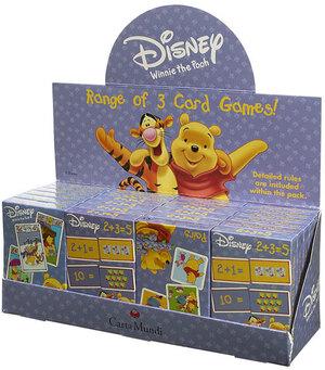 Winnie the Pooh Display mit 24 Spielen, 3-fach (eines wird geliefert sortiert 62570928