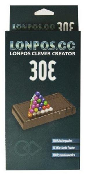 HCM Kinzel 303, d/f/i ab 6 Jahren, 1 Spieler, Logik-Knobelpuzzle 62640118