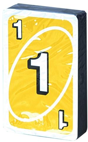 UNO Extreme Ersatzkarten 1 Pack 62640202