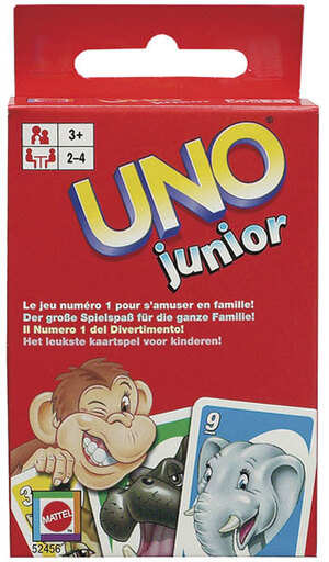 Mattel UNO - Junior MTL52456