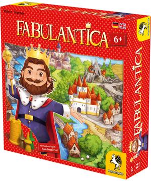 Pegasus Spiele Fabulantica, d ab 6 Jahren, 2-5 Spieler, Spieldauer 20-30 Min. 62666025