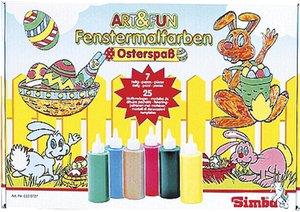 Simba Fenstermalfarben Ostern 62815727
