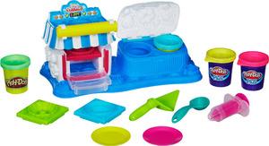 Play-Doh Play-Doh Dessert Zauber mit 4 Dosen Knete und viel Zubehör, ab 3 Jahren 63115024