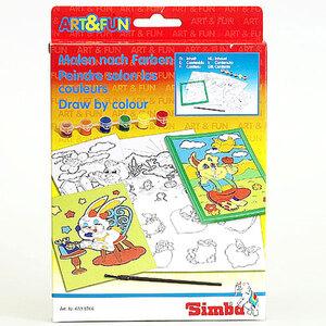 Simba Malen nach Farben, 13-teilig 63730766