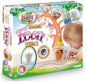 My Fairy Garden Geheime Feen Tür, d mit Büchlein, Figur und Wandsticker, ab 4+ 63772778