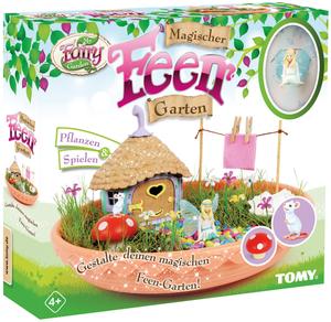My Fairy Garden Magischer Feen Garten, d zum Pflanzen und Spielen, inkl. Topf u. Samen, ab 4+ 63772779