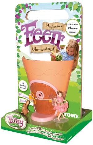 My Fairy Garden Magischer Feen Blumentopf, d Pflanzen und Spielen, inkl. Topf und Samen, ab 4+ 63772781
