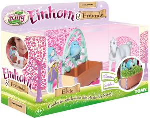 My Fairy Garden Einhorn & Freunde, d zum Pflanzen und Spielen, mit Kressesamen, ab 4+