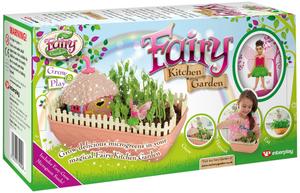 My Fairy Garden Feen Küchen Garten, d/f/i mit Kräutern zum Pflanzen und viel Zubehör, ab 4+