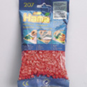 Hama Perlen, pastell-lachs 63780044