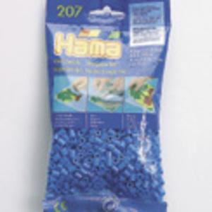 Hama Hama Perlen, blau 63780120