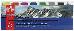 Caran d'Ache CARAN d'A Gouache Studio Wasserfarben 1000315