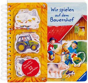 Ravensburger Trapp, Wir spielen auf dem Bauernhof 66231425