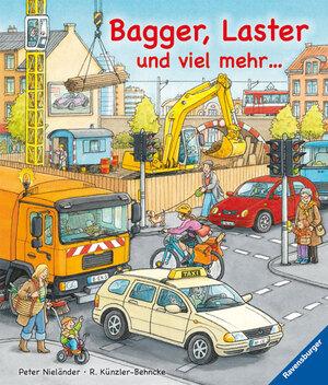 Ravensburger Bagger Laster und viel mehr 66232468