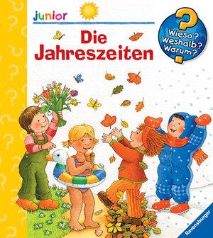 Ravensburger Die Jahreszeiten Wieso? Weshalb? Warum? Junior ab 2 Jahren, 18x19 cm 66232730