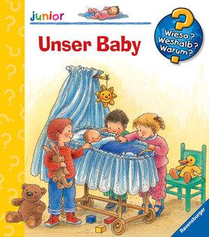 Ravensburger Unser Baby Wieso? Weshalb? Warum? Junior ab 2 Jahren, 18x19 cm 66232741