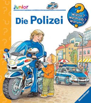 Ravensburger Die Polizei Wieso? Weshalb? Warum? Junior ab 2 Jahren, 18x19 cm 66232768