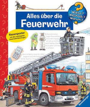 Ravensburger Alles über die Feuerwehr Wieso? Weshalb? Warum? ab 4 Jahren, 24x27 cm 66232774